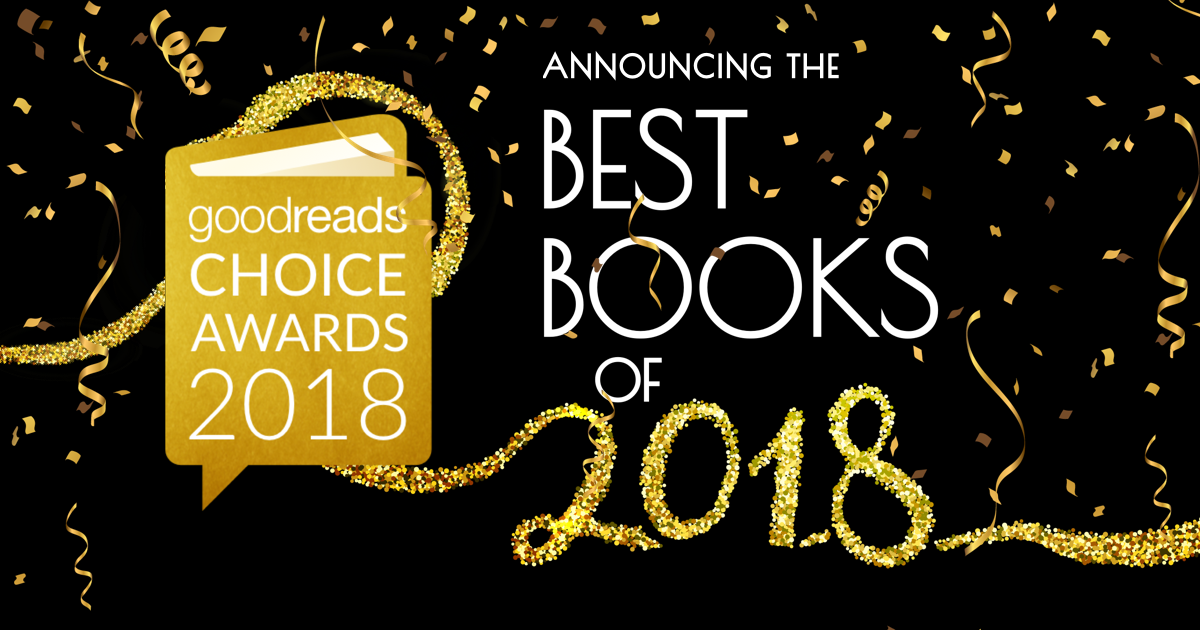 Best Science Fiction 2018 — Goodreads Choice Awards